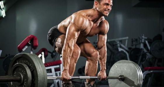 aumentar masa muscularpeso muerto