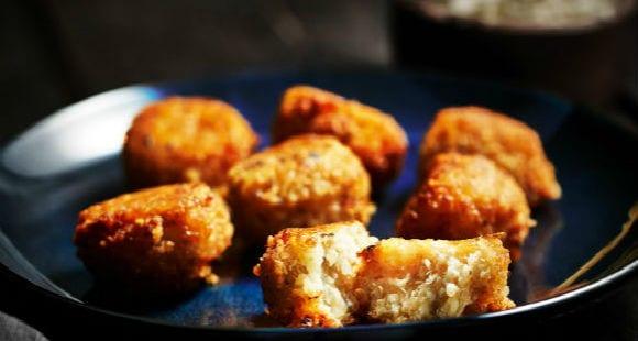 Recetas de Quinoa | Bolitas de quinoa con queso