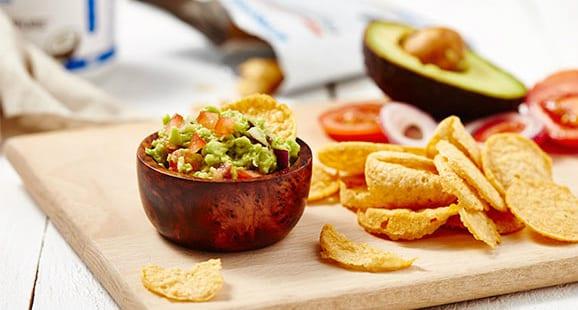 Snacks Saludables | Receta Fácil de Guacamole Casero