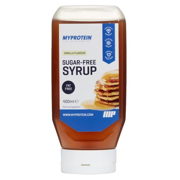 siropes sin azúcares