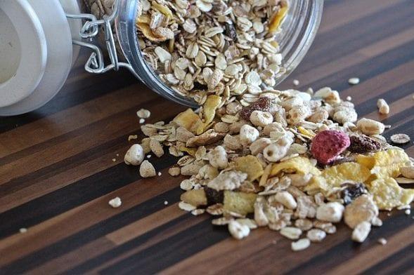 ¡Crea tu propia receta original de muesli Casero!