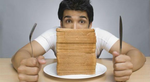 dieta para aumentar volumen