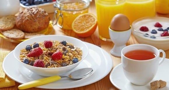 Top 10 de desayunos ricos en proteínas