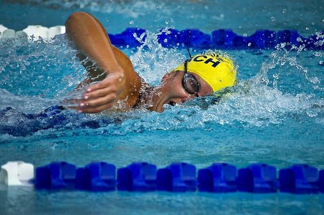 entrenamiento de natación para triatlón