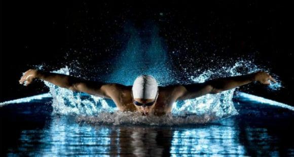 entrenamiento natación