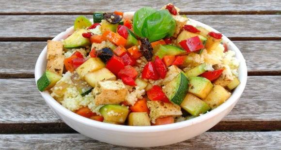 Recetas Saludables | ¿Cómo preparar una ensalada de Cuscus?