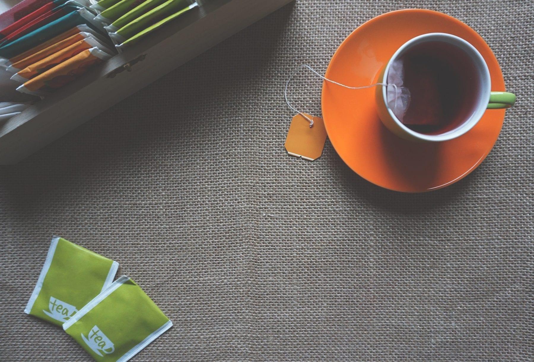 consumir té verde
