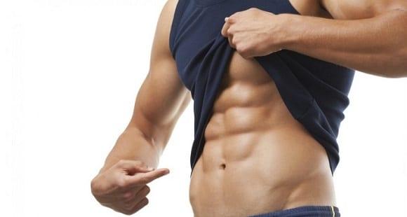 cómo marcar abdominales