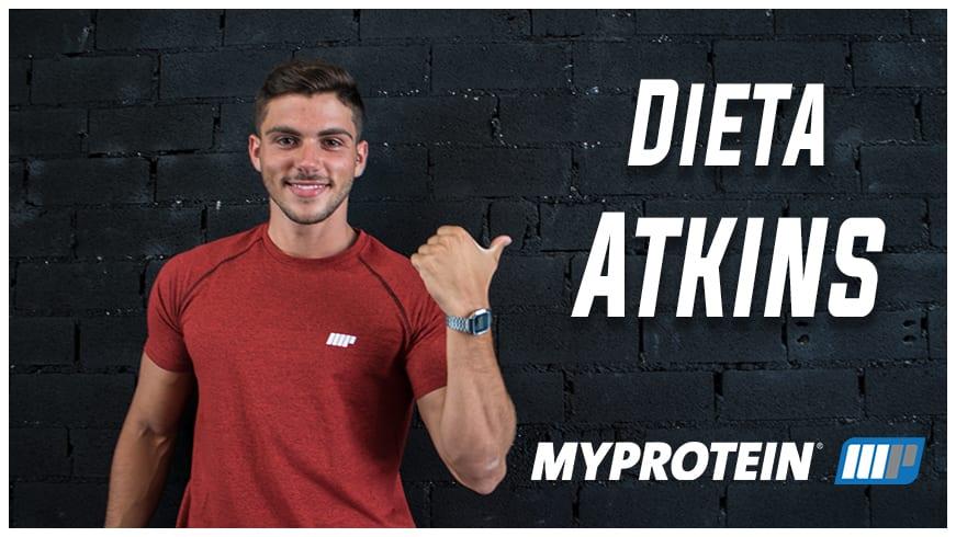 Guía de alimentos y menú para hacer la dieta Atkins