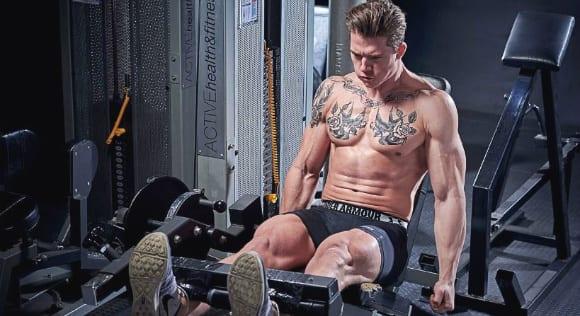Tabla de Entrenamiento para Crecimiento Muscular