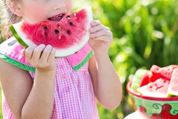 vitaminas para niños saludables
