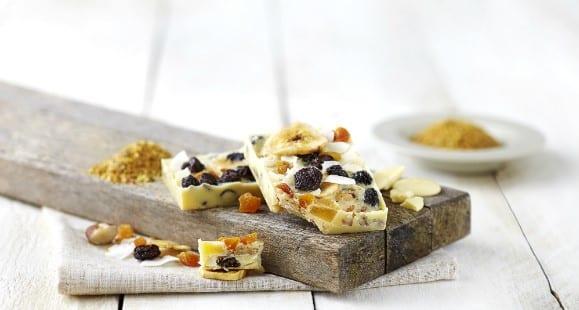 Snacks Naturales | Barritas Energéticas Caseras de Cacao