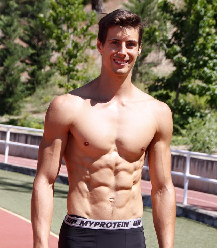 miguel atleta vegano myprotein