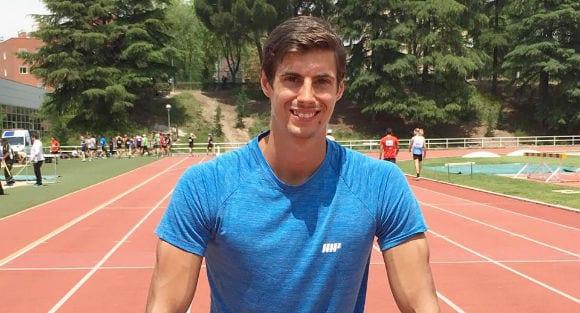 Miguel Camarena Olaya | Atleta Vegano – Embajador Endurance