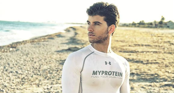 Aitor Ferrón Hidalgo | Embajador Fitness Myprotein