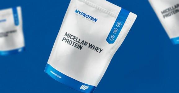Conoce nuestra nueva Whey Micellar Protein | Infográfico