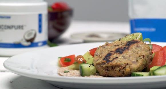 Falafel Vegano | Receta Super Sana