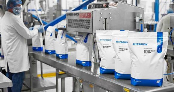 Certificacion Labdoor – Myprotein