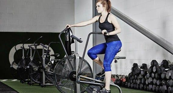 cardio bicicleta