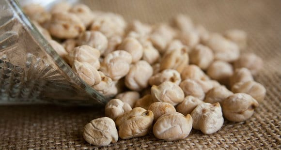 Beneficios de los Garbanzos + Receta (Hummus Dulce)