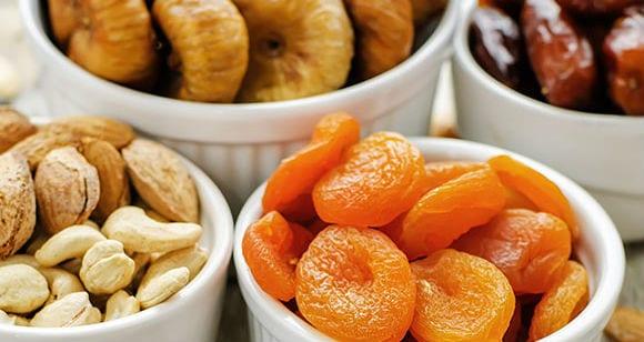 Top 10 de alimentos para corredores