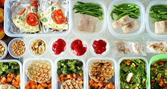 Top 15 alimentos para ciclistas