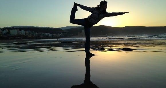 respiración en yoga