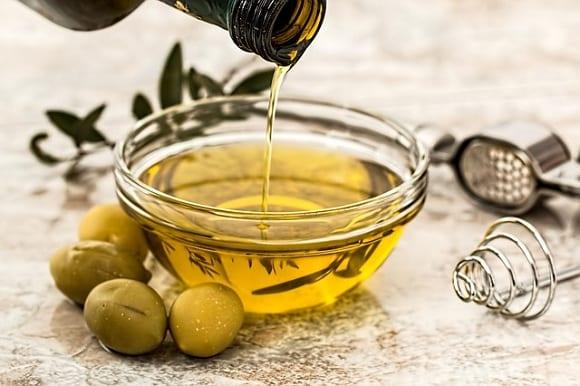 grasas saludables del aceite de oliva