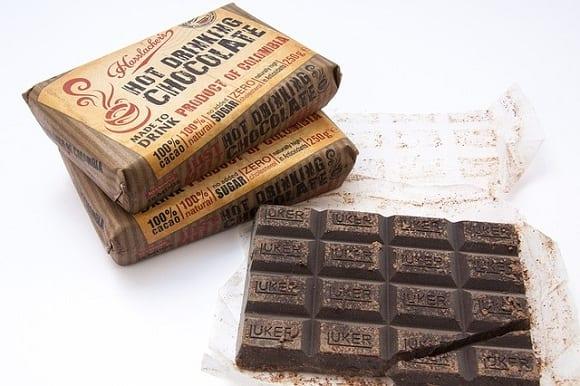 grasas saludables del cacao