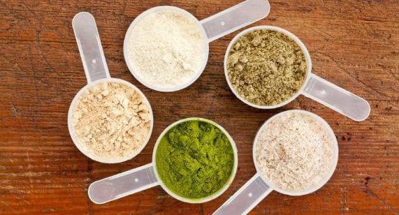 dosis de proteína orgánica