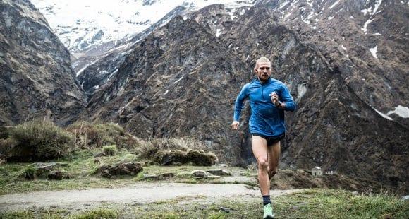 entrenando para running