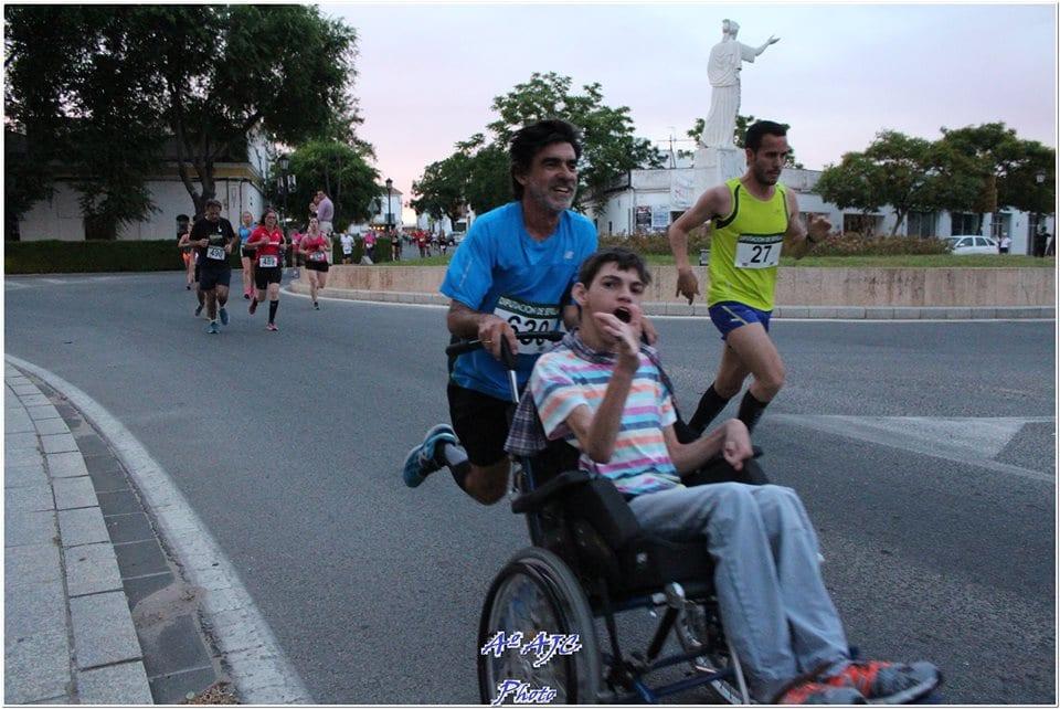 José Manuel maratón
