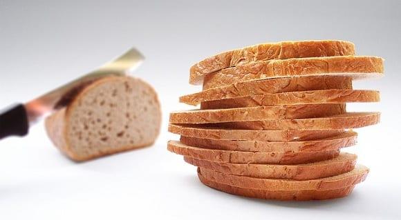 mito sobre si el pan engorda