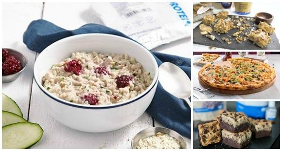 Top 10 recetas de avena de primavera para bajar de peso
