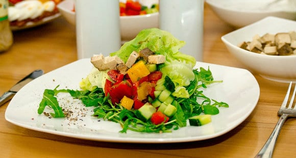beneficios de los alimentos veganos