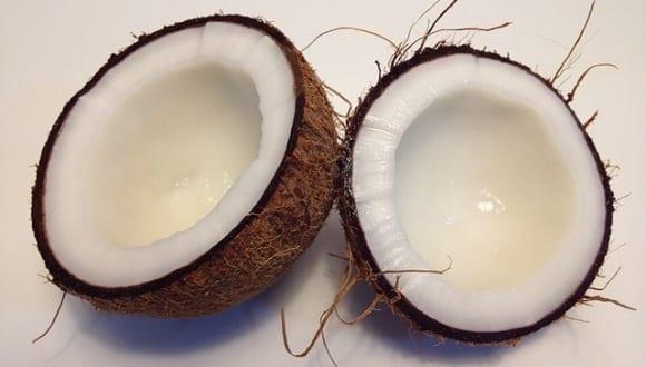 tomar aceite de coco