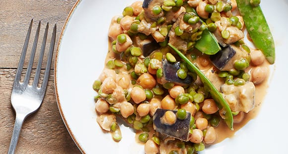 Receta de Curry Tailandés vegano