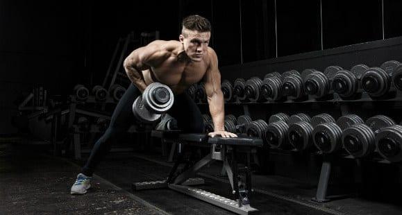 añadir intensidad a tu entrenamiento de pesas