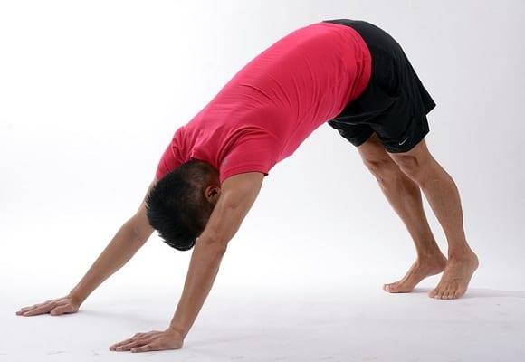 La pirámide para fortalecer las lumbares