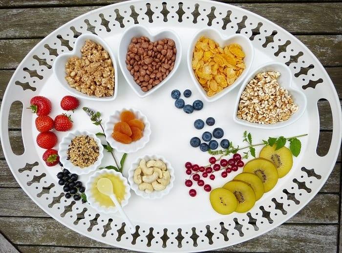 los mejores alimentos veganos saludables
