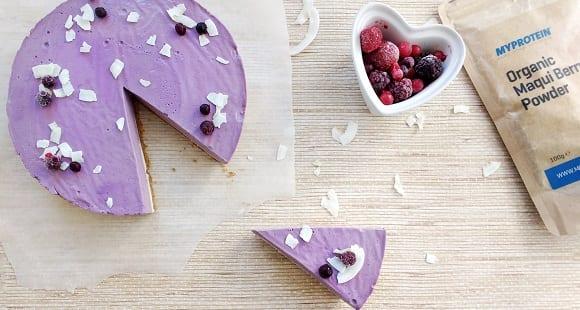 Tarta para el día de la madre | Delicia de Maqui Berry