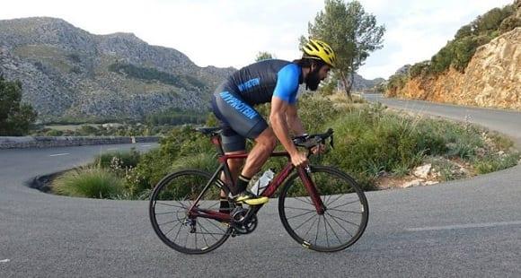proteína para un ciclista