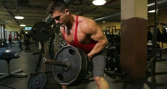 entrenamiento para un aumento de testosterona