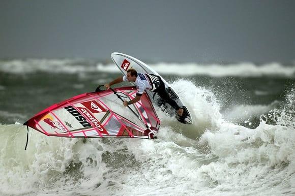 deportes de agua kiteboard