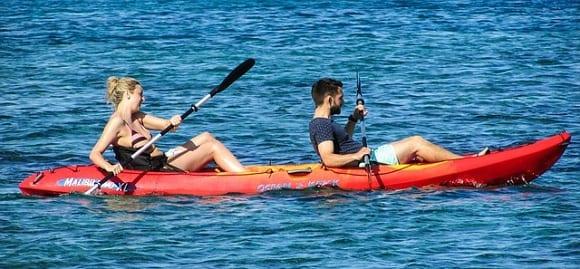 deportes de agua piragúismo