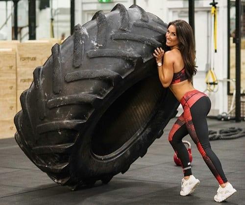 los mejores leggings myprotein
