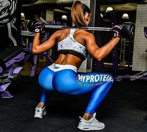 leggings myprotein elásticos