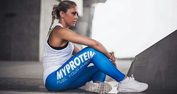 5 Problemas que Evitarás con los Leggings Myprotein