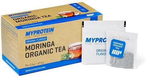 desintoxicar el cuerpo con té de moringa