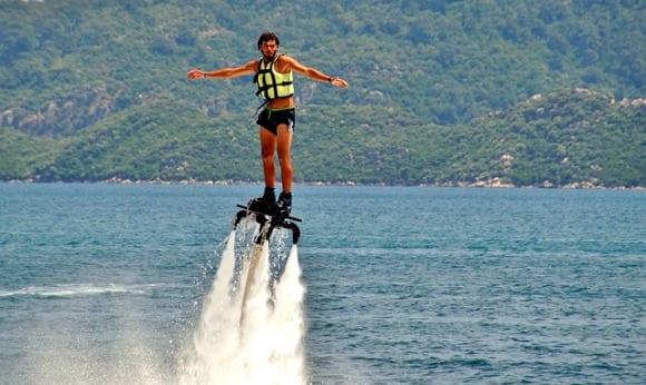 Deportes de aventura 2017 Flyboard